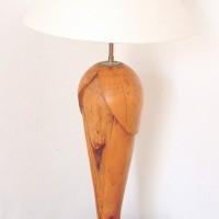 Pied de lampe 1990 70x15