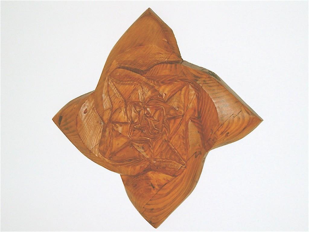 Formes Escher 2 1990 40x40
