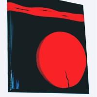 Soleil noir 1995 60x40