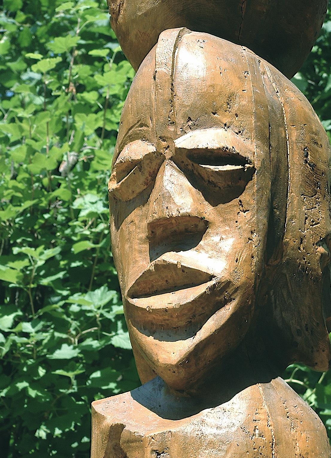 Chère Afrique 2003 150x30