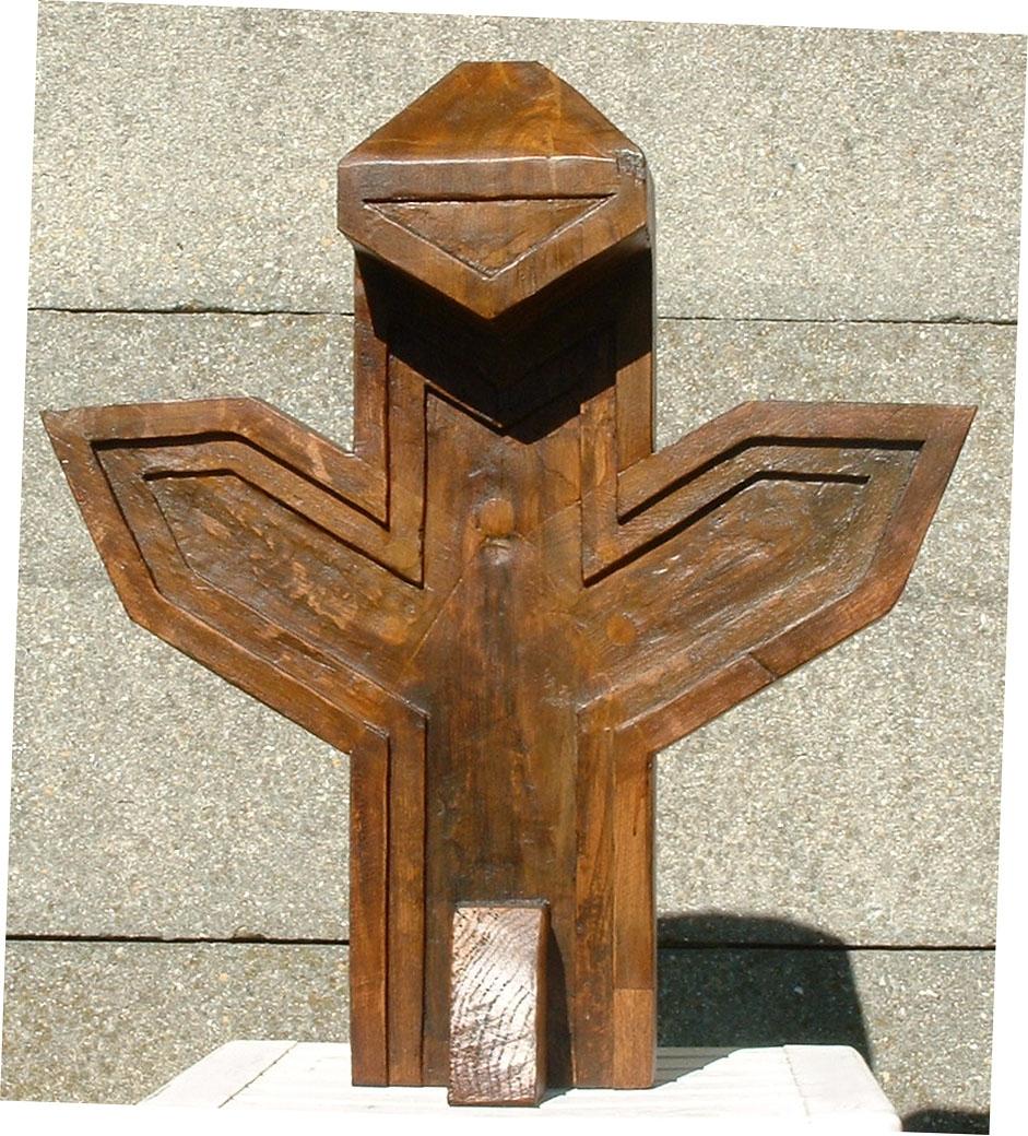Croix maltaise 2003 60x50