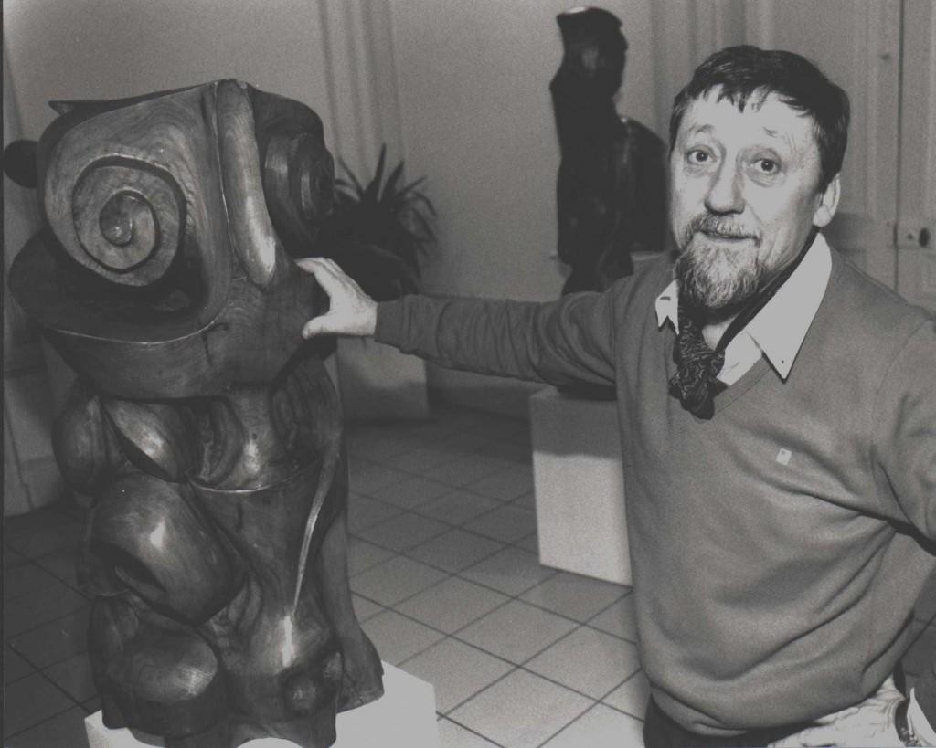 Exposition à Gonesse 1999