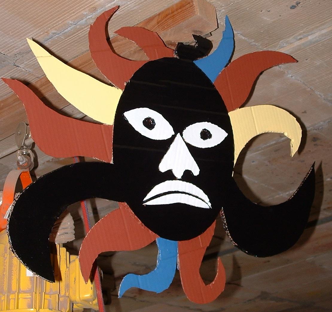 Masque 2007 50x30