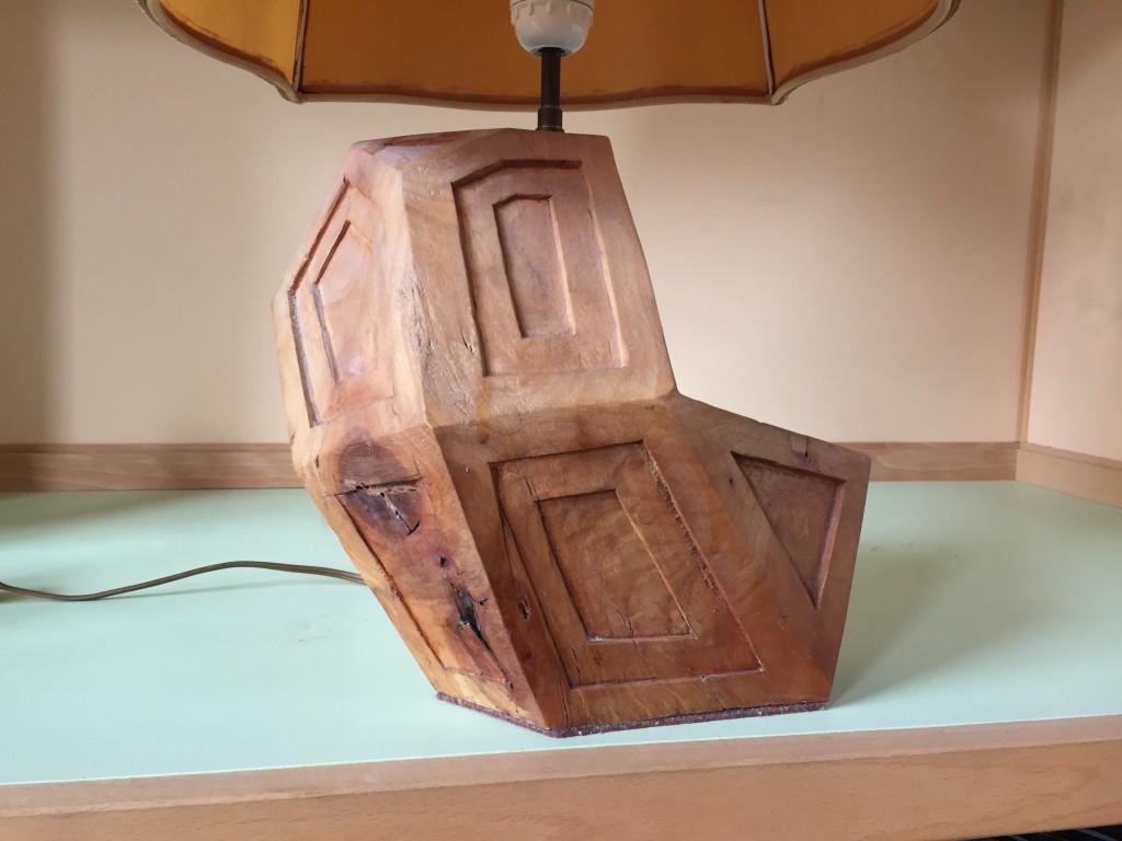 Pied de lampe 1991